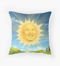 Kim Jong Un Meme Throw Pillow