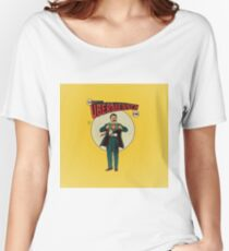 Friedrich Nietzsche - Ubermensch Women's Relaxed Fit T-Shirt