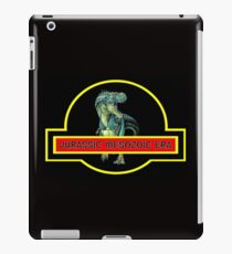 DINOSAURS : Jurassic Mesozoic Era Print iPad Case/Skin
