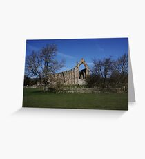 Bolton Abbey Greeting Card