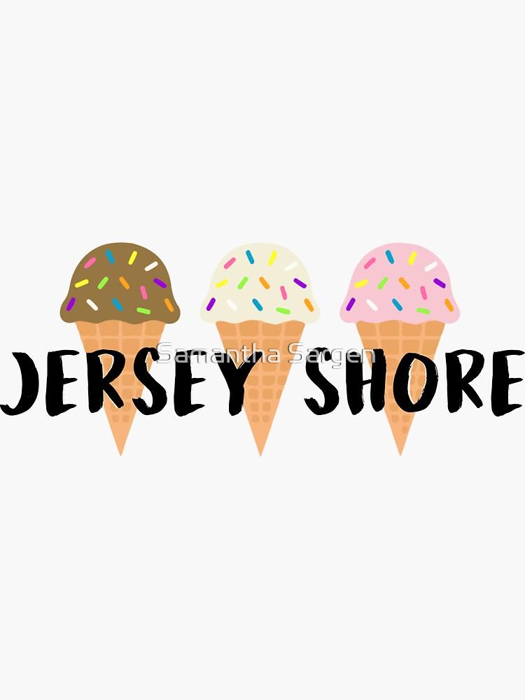 Jersey Shore Geofilter von samanthasargen