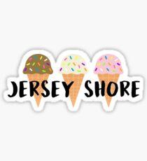 Jersey Shore Geofilter Sticker