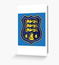 Waterford FC Greeting Card