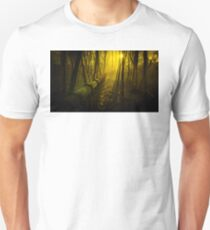 Fog in the night T-Shirt