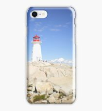 Peggy's cove, Nova Scotia, Canada iPhone Case/Skin
