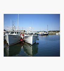 Caribou, Nova Scotia, Canada Photographic Print