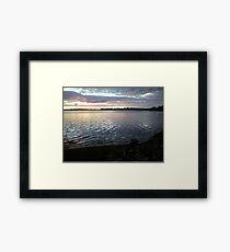 Charlottetown, Nova Scotia, Canada Framed Print