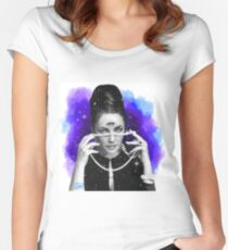 Pearl's a singer Women's Fitted Scoop T-Shirt