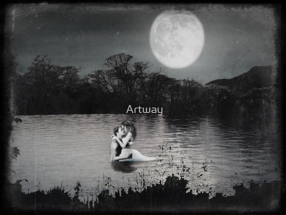 Moonlight by Artway