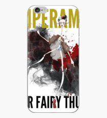 Finger Fairy Thug Life Ballet iPhone Case