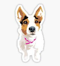 Lucy again Sticker