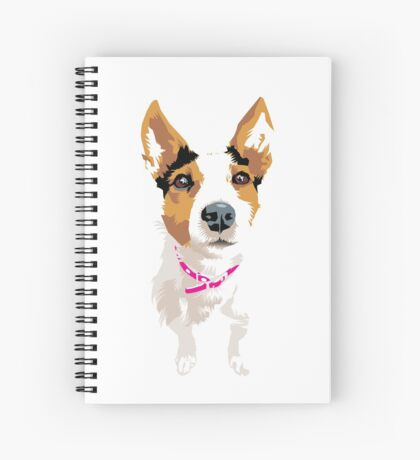 Lucy again Spiral Notebook