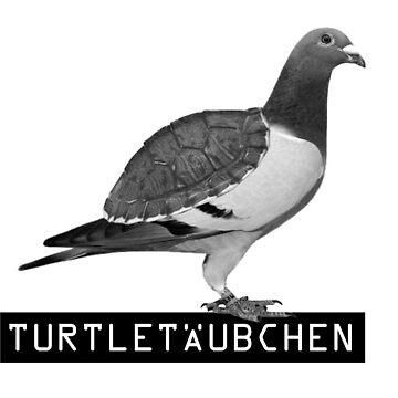 Turtletäubchen - Love Birdie by Sandmann