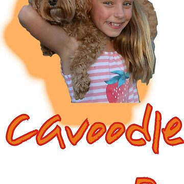 Cavoodle Scarf by IanMcK