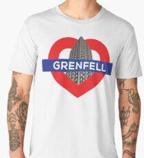 Grenfell tower Men's Premium T-Shirt