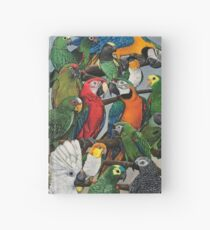 """Peter's Exotics"" Hardcover Journal"
