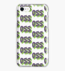 OSS V3 iPhone Case/Skin