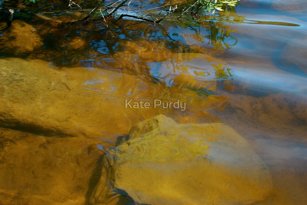 Time to Reflect by Kate Purdy