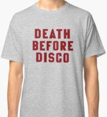 Death Before Disco 2 Classic T-Shirt