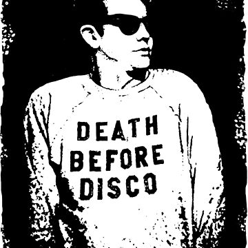 Death Before Disco by darkdad