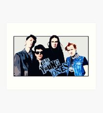 The Young Ones Art Print
