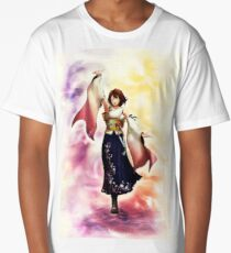 Yuna Final Fantasy X Long T-Shirt