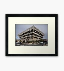 20170729 State Government Offices, Geelong, Victoria Framed Print