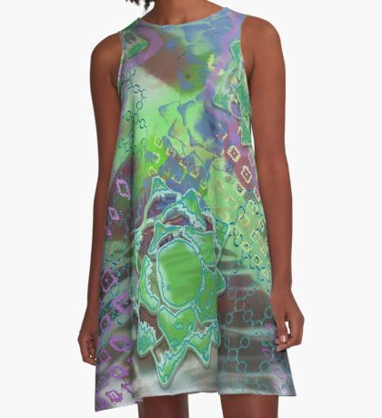 Stop the Hate A-Line Dress