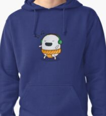Sushi Tunes Pullover Hoodie