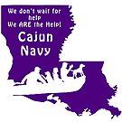 Louisiana Cajun Navy   by IconicTee