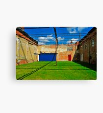 Eco-Store Canvas Print