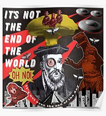 IT'S NOT THE END OF THE WORLD Poster