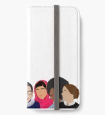 Feminist Girl Gang- Squad Goals iPhone Wallet/Case/Skin