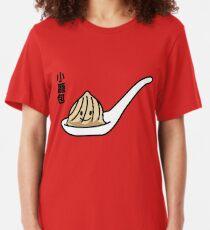Xiaolongbao Chinese Soup Dumpling Dim Sum Bun Slim Fit T-Shirt