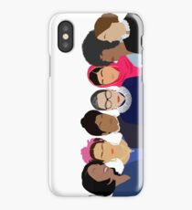 Feminist Girl Gang- Squad Goals iPhone Case