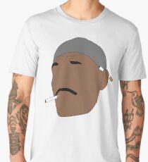 LeBron James Cigarette Meme Men's Premium T-Shirt