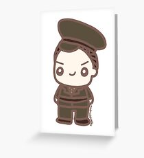 Sergeant Greeting Card