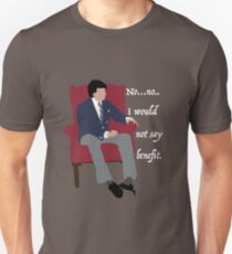 I would not say benefit. T-Shirt