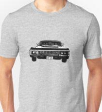 Supernatural 1967 Chevy Impala Unisex T-Shirt