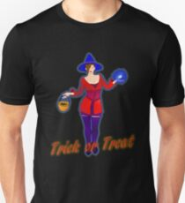 Trick or Treat Witch T-Shirt