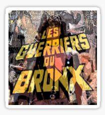 Bronx Warriors - Escape The Bronx Sticker