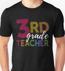 Third Grade Teacher Gifts Merchandise Redbubble