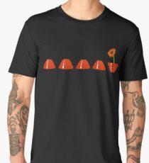 Devo Flower Men's Premium T-Shirt
