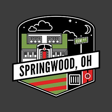 Springwood, Ohio 1984 by thom2maro