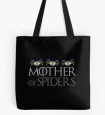 Mother of spiders Tote Bag