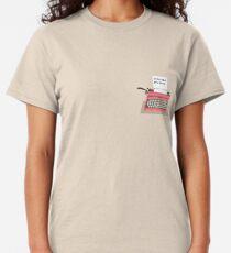 Regarder ce qui se passe - Newsies T-shirt classique