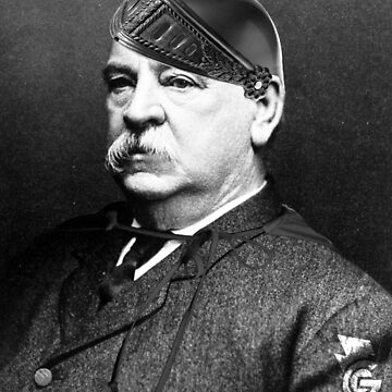 Super Grover Cleveland by Expalphalog