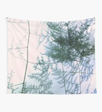 Fern Abstract Wall Tapestry