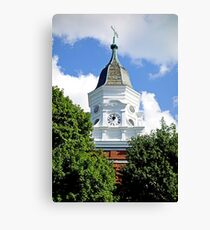 Knoxville Old Courthouse  Canvas Print