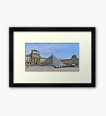 Paris Attraction  Framed Print
